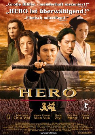Герой (фильм 2002) – Сюжет, Трейлер, Рейтинги